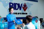 lãi suất vay thế chấp sổ đỏ ngân hàng BIDV